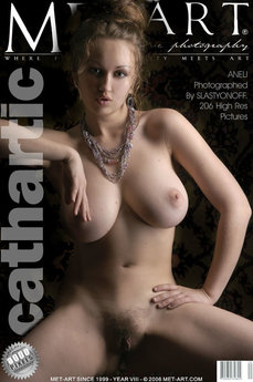 184 MetArt members tagged Aneli A and erotic photos gallery Cathartic 'curvy'