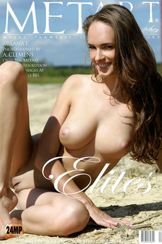32 MetArt members tagged Milana F and nude pictures gallery Elites 'rubenesque'