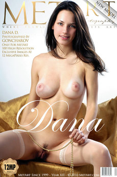 1 MetArt members tagged Dana D and erotic images gallery Presenting Dana 'pearls'