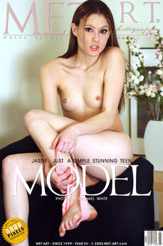 164 MetArt members tagged Jassie A and erotic photos gallery Jassie: Just A Simple Stunning Teen Model 'stunning'
