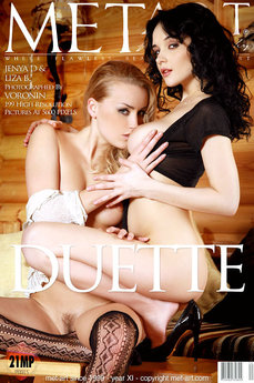 214 MetArt members tagged Jenya D & Liza B and nude pictures gallery Duette '10'