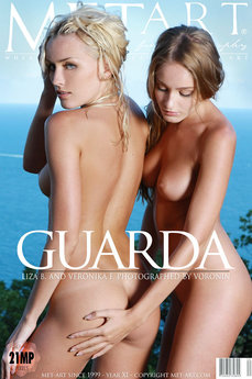 38 MetArt members tagged Liza B & Veronika F and erotic photos gallery Guarda 'bondage'