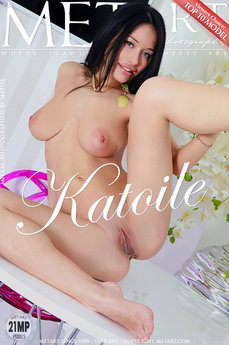 Met Art Katoile nude photos gallery with MetArt model Mila M