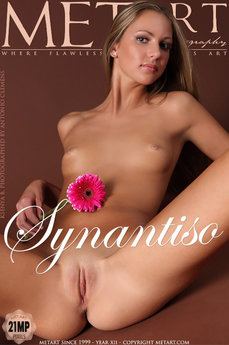 MetArt Gallery Synantiso with MetArt Model Ksenya B