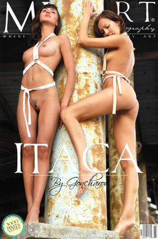 MetArt Gallery Itaca with MetArt Models Katya P & Vera B