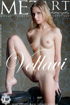 MetArt Gallery Vellavi with MetArt Model Augusta Crystal