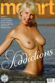 108 MetArt members tagged Zara A and nude pictures gallery Addictions 'blonde'