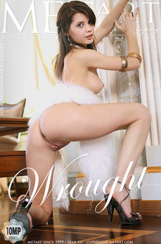 MetArt Lusi A Photo Gallery Wrought Leocont