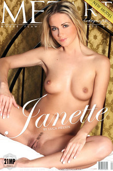 MetArt Gallery Presenting Janette with MetArt Model Janette A