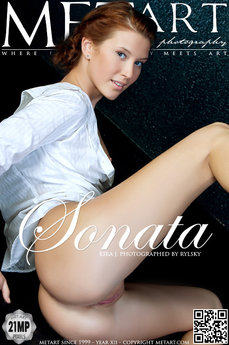 166 MetArt members tagged Kira J and erotic photos gallery Sonata 'beautiful body'