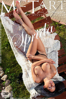 MetArt Gallery Sprida with MetArt Model Pammie Lee