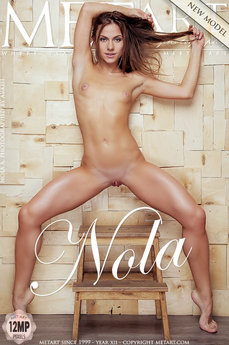 20 MetArt members tagged Nola A and nude pictures gallery Presenting Nola 'small breasts'