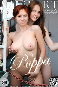 MetArt Gallery Poppa with MetArt Models Dana D & Leka C