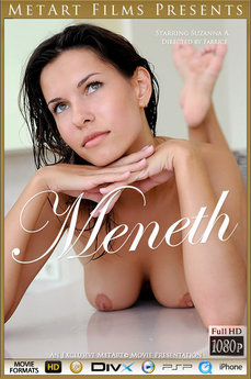 Met Art Meneth erotic images gallery with MetArt model Suzanna A