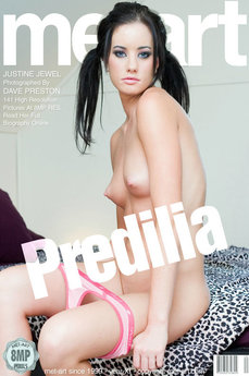 erotic photography gallery Predilia with Justine Jewel
