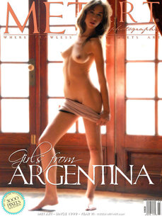 21 MetArt members tagged Lucrezia and erotic photos gallery Girls From Argentina 'very erotic'