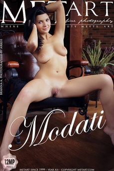 111 MetArt members tagged Branna A and nude photos gallery Modati 'small labia'
