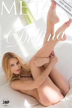 MetArt Gallery Presenting Delfina with MetArt Model Delfina A