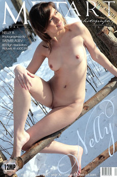 19 MetArt members tagged Nelly B and naked pictures gallery Presenting Nelly 'snow'