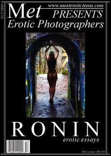4 MetArt members tagged Ronin's Amateurs and naked pictures gallery Ronin Erotic Essays 'erotic'