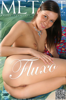 120 MetArt members tagged Irina O and erotic photos gallery Fluxo 'flat chested'