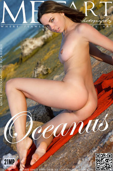 171 MetArt members tagged Anita E and erotic images gallery Oceanus 'perfect body'