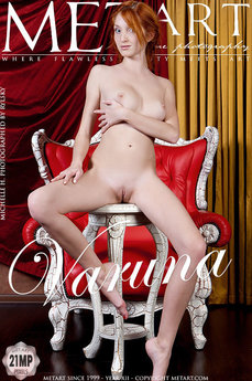 2 MetArt members tagged Michelle H and naked pictures gallery Varuna 'shaved pussy'