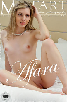 MetArt Maggie A Photo Gallery Afara by Catherine