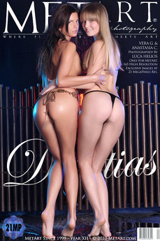 MetArt Gallery Dialitias with MetArt Models Anastasia C & Vera G