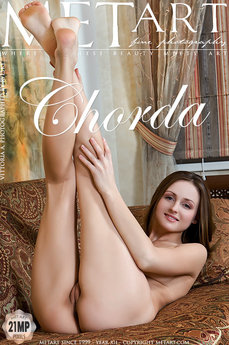 481 MetArt members tagged Vittoria A and erotic photos gallery Chorda 'sexy feet'