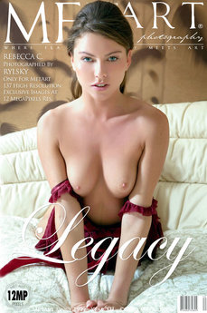 MetArt Gallery Legacy with MetArt Model Rebecca C