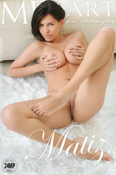 20 MetArt members tagged Suzanna A and nude pictures gallery Matiz 'full breasts'