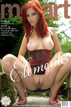 15 MetArt members tagged Ariel Piper Fawn and erotic images gallery Elementis 'superb breasts'