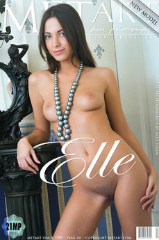 MetArt Gallery Presenting Elle with MetArt Model Elle D