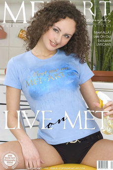 103 MetArt members tagged Alla I and naked pictures gallery Live On Met 'girl on girl'