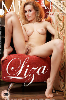 MetArt Liza K Photo Gallery Presenting Liza Angela Linin