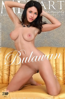 34 MetArt members tagged Mila M and erotic images gallery Bulawan 'all natural'
