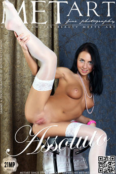 1433 MetArt members tagged Sammy A and naked pictures gallery Assoluto 'huge labia'