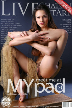 MetArt Gallery Meet Me At My Pad with MetArt Model Sofi A