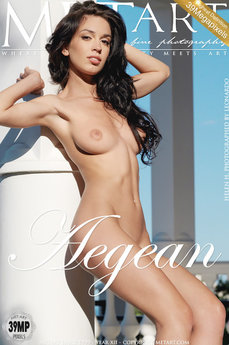 MetArt Helen H Photo Gallery Aegean Leonardo