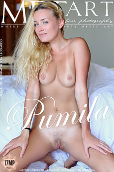73 MetArt members tagged Liza B and nude photos gallery Pumila 'bondage'