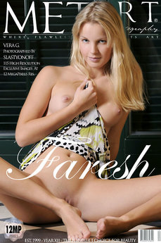 22 MetArt members tagged Vera G and nude photos gallery Faresh 'upskirt'
