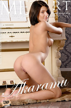 20 MetArt members tagged Yanika A and naked pictures gallery Akaramu 'short hair'