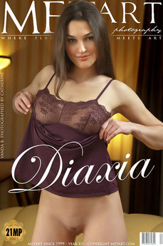 54 MetArt members tagged Vanda B and naked pictures gallery Diaxia 'hanging breasts'