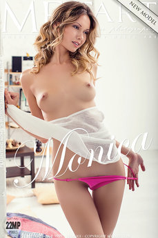 MetArt Monica A Photo Gallery Presenting Monica Alex Lynn