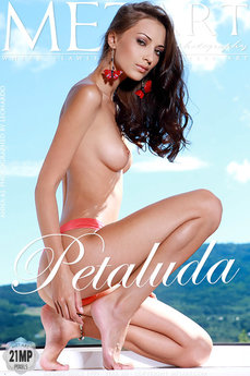 MetArt Anna AJ Photo Gallery Petaluda by Leonardo