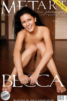 38 MetArt members tagged Becca A and erotic photos gallery Presenting Becca 'ebony'