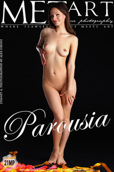 15 MetArt members tagged Zhanet A and erotic images gallery Parousia 'yoga'