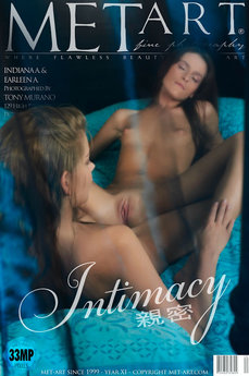 93 MetArt members tagged Earleen A & Indiana A and nude pictures gallery Intimacy 'erotic'