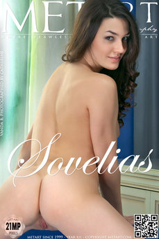1 MetArt members tagged Vanda B and erotic images gallery Sovelias 'pearls'